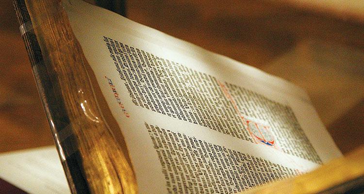 Ouvrir les Écritures